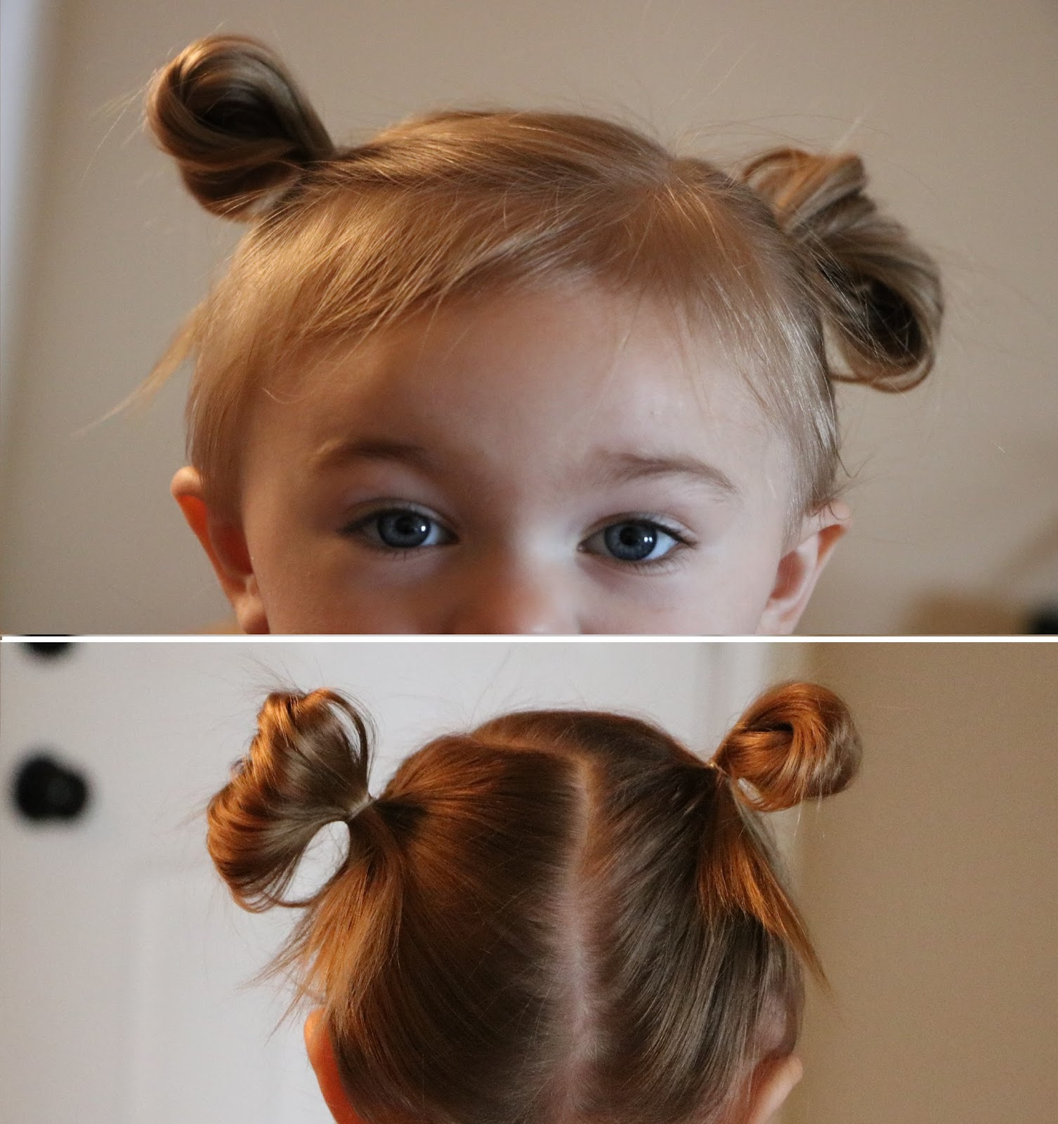 Mommy Monday: 6 Easy Toddler Girl Hairstyles - One Haute Mess