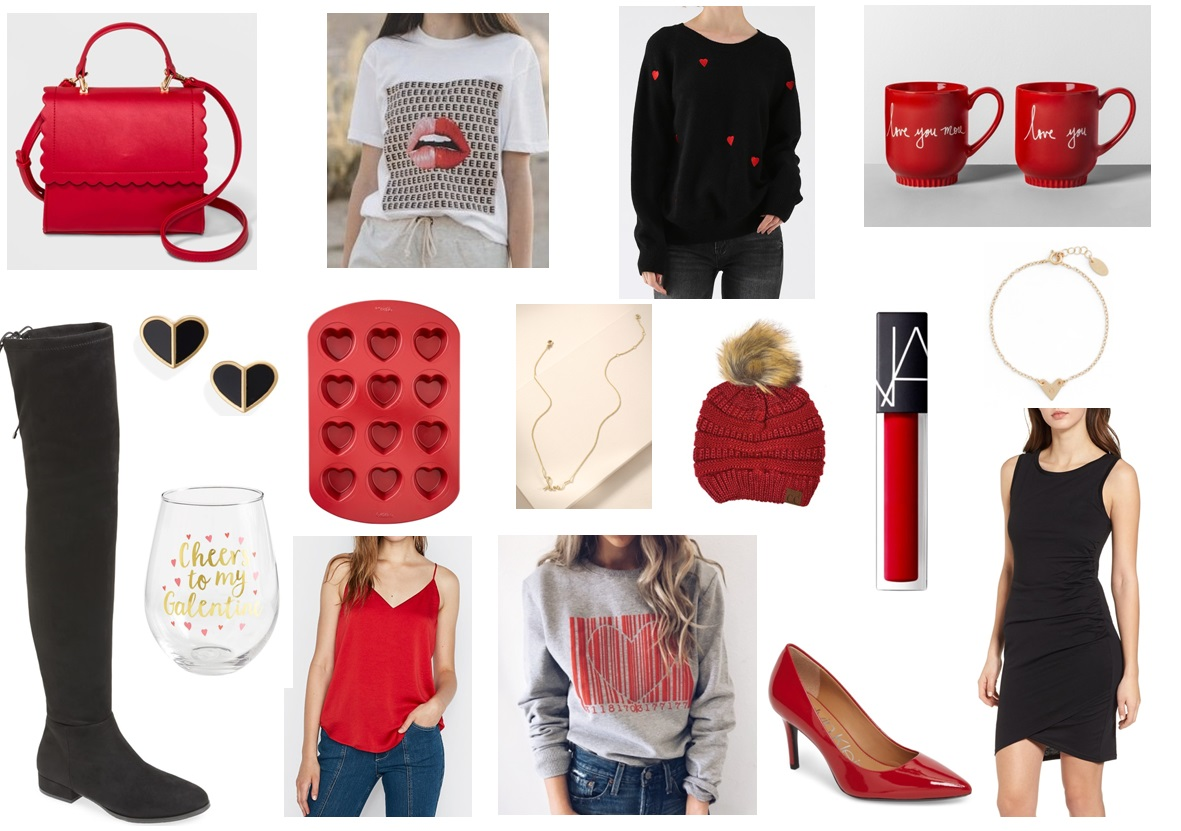 8b07b25a9aa3 It s not Valentine s Day without a bright pop of red. For part two of my  Valentine s Day gift ideas