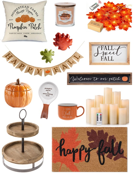 Affordable Fall Decor for any Style
