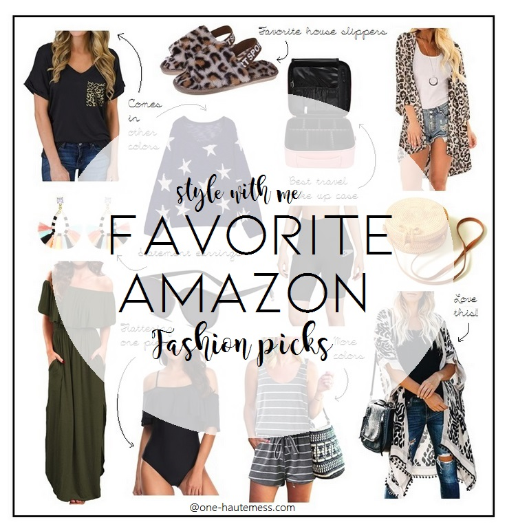 My Favorite Amazon Fashion Picks