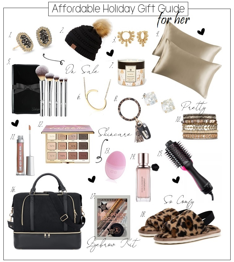 Affordable Gift Guide for Her – Everything under $60